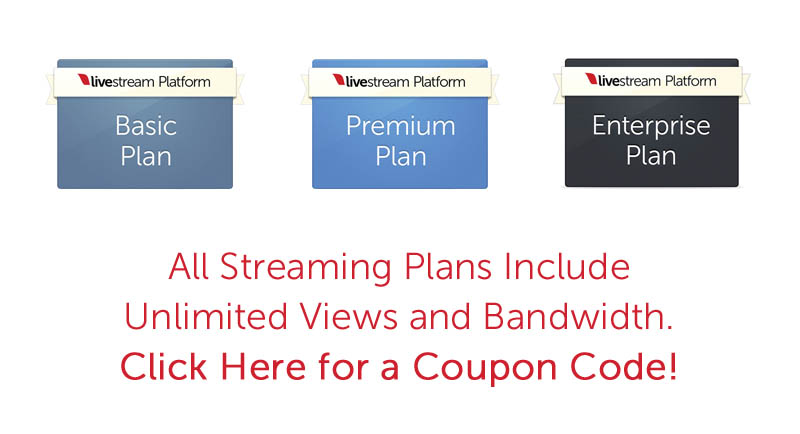 Livestream Platform Unlimited Streaming Plans Discount
